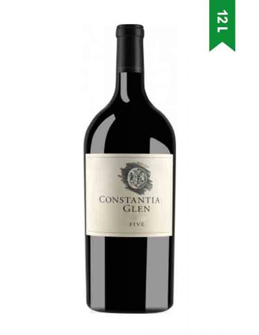 Constantia Glen Five 12 Liter - gereift - 2011