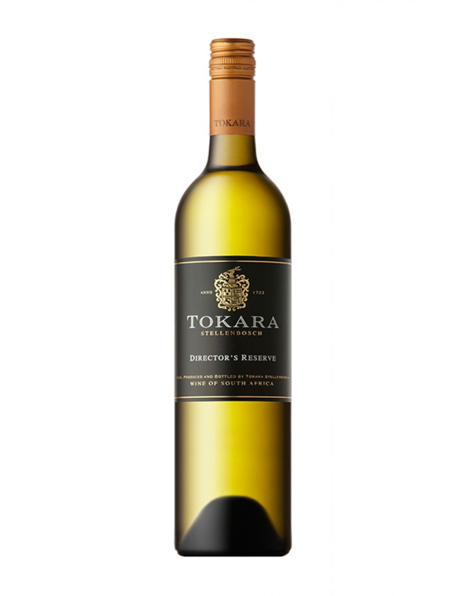 "Tokara Director's Reserve White - gereift - ""BUYER'S RISK"" -  - 2011"