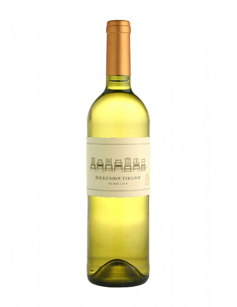 Boekenhoutskloof Semillon - TOP EDITION White Winf of the Year 2019 Swiss First Class Wine  - 2015