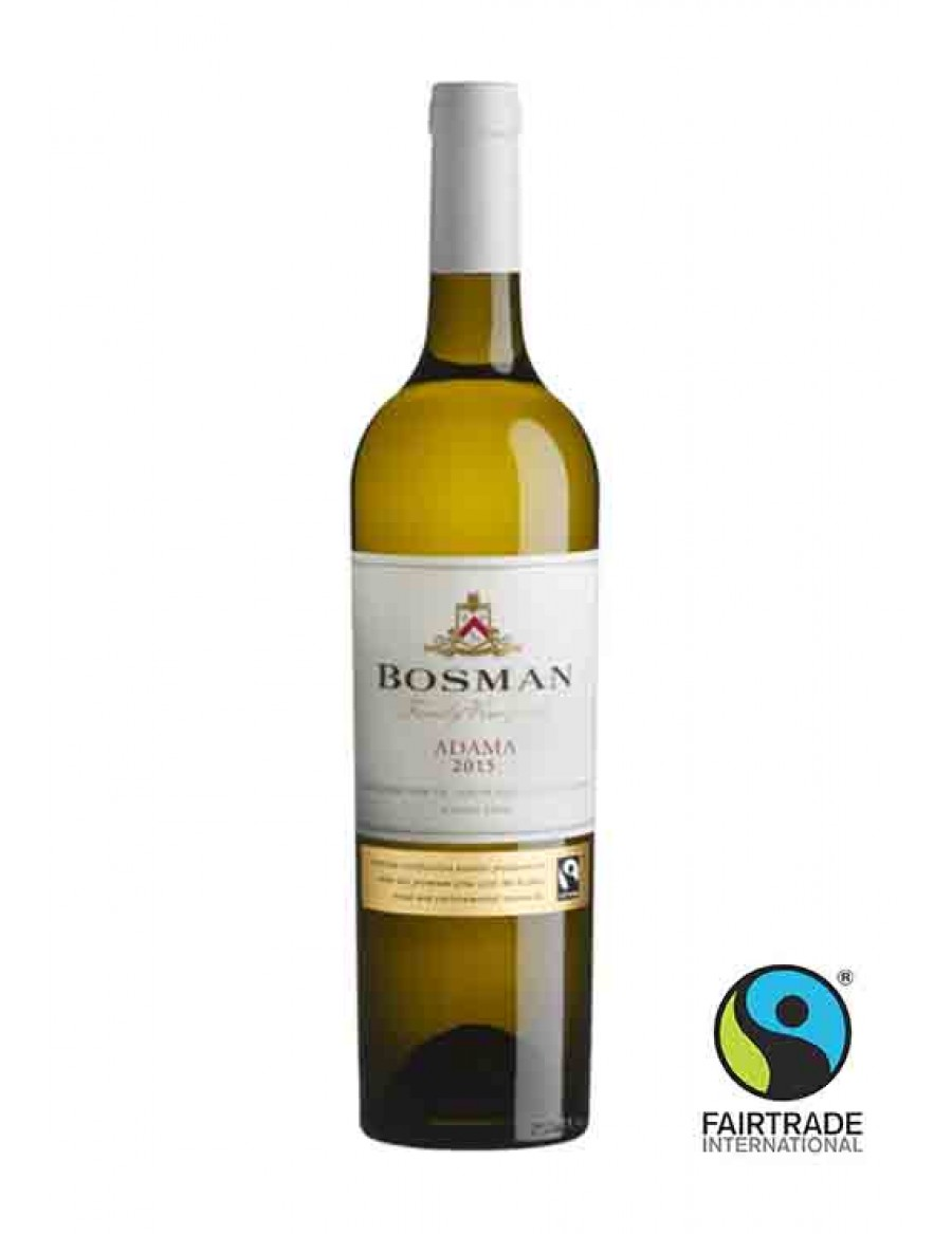 Bosman Adama White - fairtrade - 2016