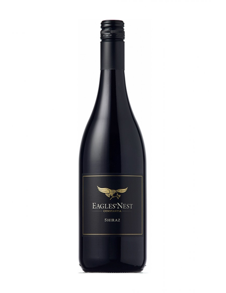 Eagles Nest Shiraz - screw cap - AB 6 FLASCHEN CHF 29.90 PRO FL. - - 2015