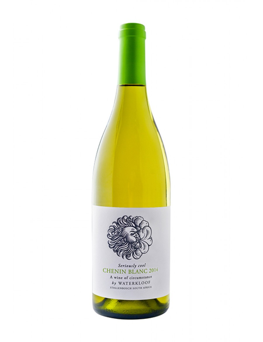 Waterkloof Seriously COOL Chenin Blanc - screw cap -  - 2018