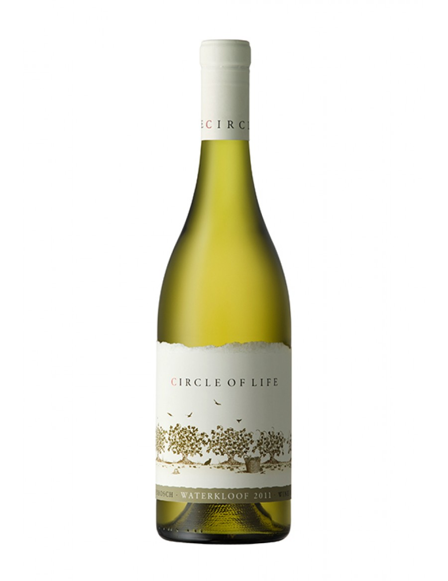 Waterkloof Circle Of Life White - screw cap - - 2016