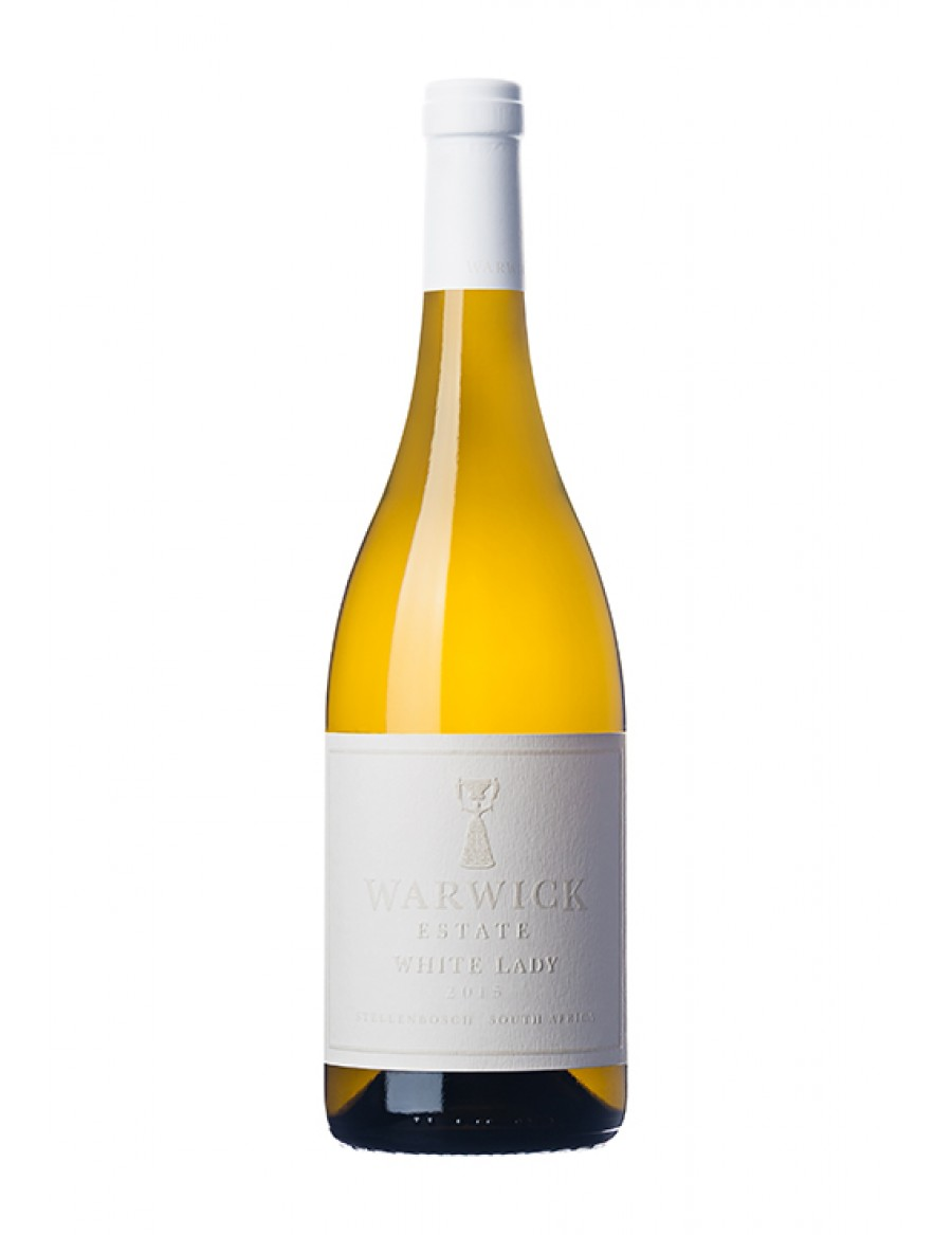 Warwick White Lady Chardonnay - Wine of the Year 2020 - AB ENDE APRIL LIEFERBAR - AB 6 FLASCHEN 19.90 PRO FL - 2018