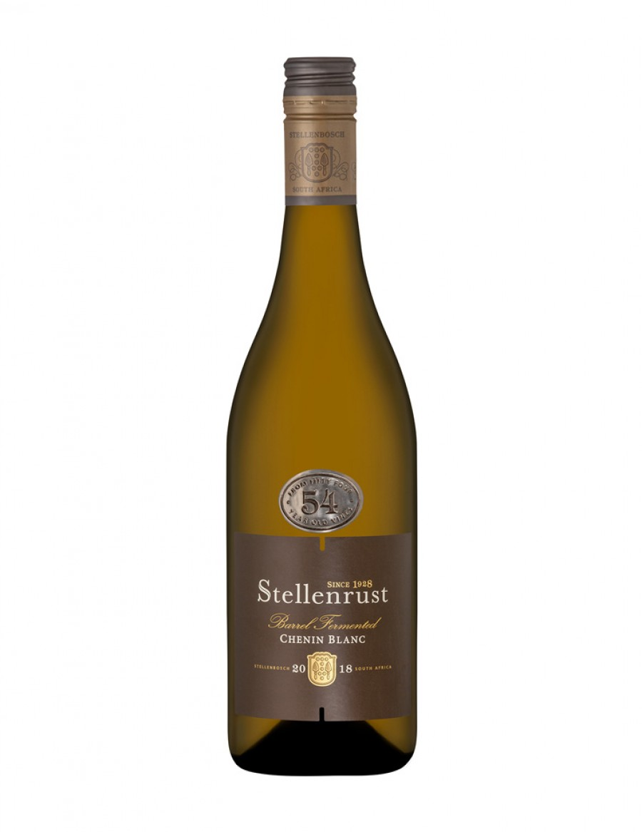 "Stellenrust ""54"" Chenin Blanc Barrel Fermented - screw cap - Killer Deal ab 6 Flaschen CHF 13.90 pro Flasche  - 2018"