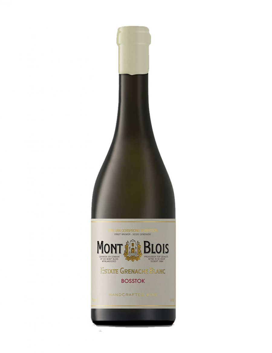 Mont Blois Grenache Blanc Bosstok  - 2018