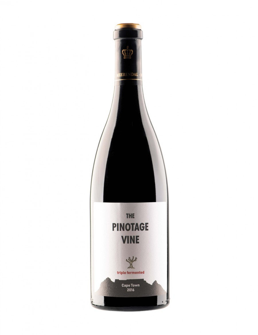 Meerendal Pinotage Vine | ab 6FL. CHF 22.00 | - 2016