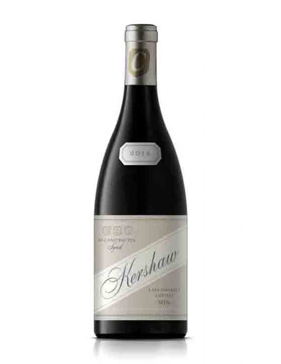 Kershaw Cartref Syrah SH22 - Maximal 1 Flasche pro Kunde  - 2016