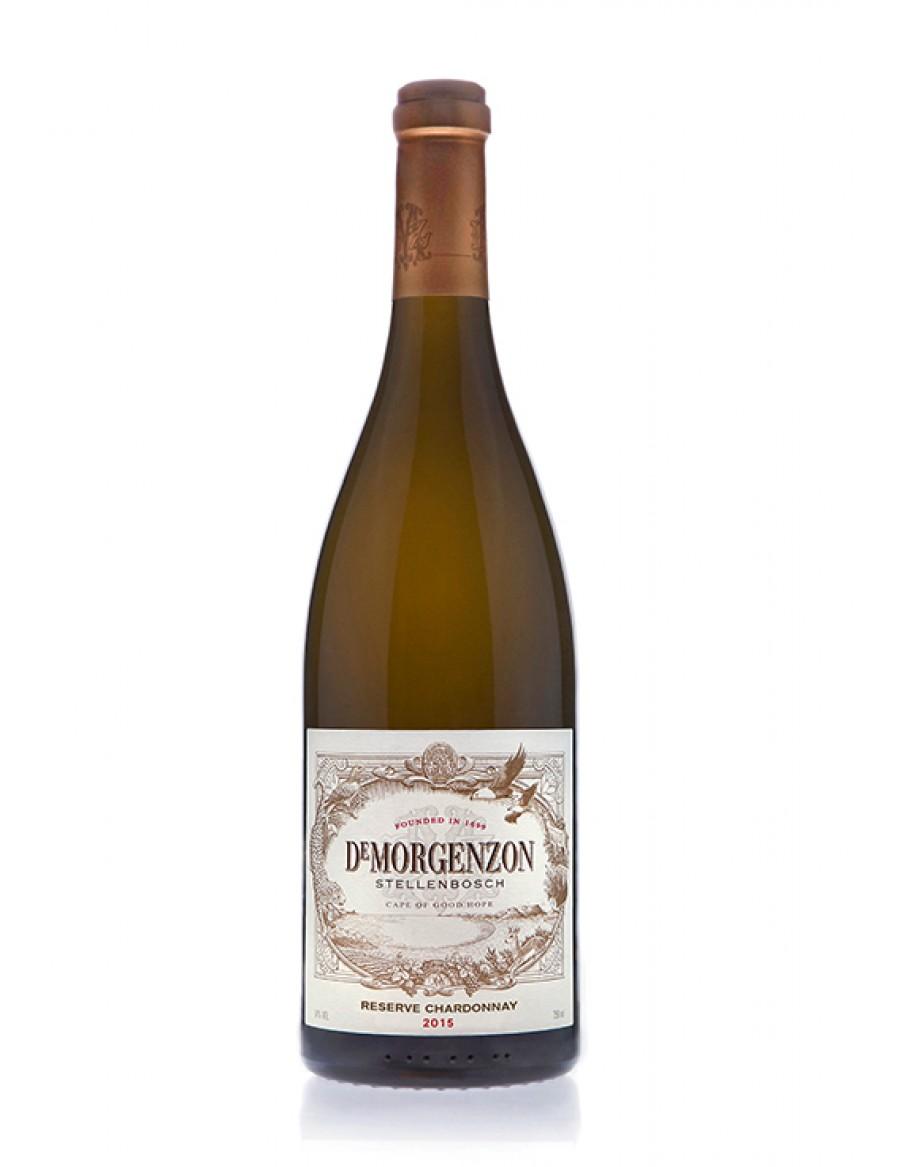 DeMorgenzon Chardonnay Reserve  - 2018