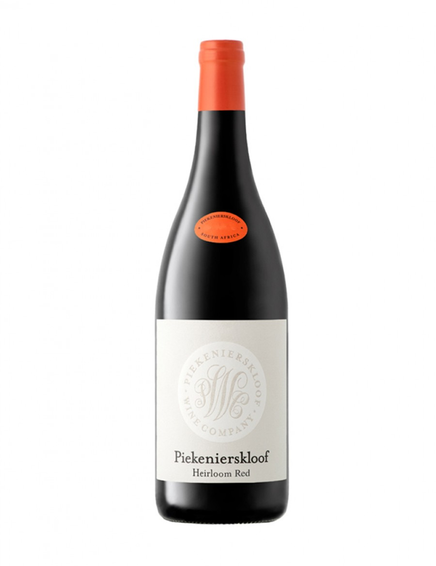 Piekenierskloof Heirloom Red  - 2016