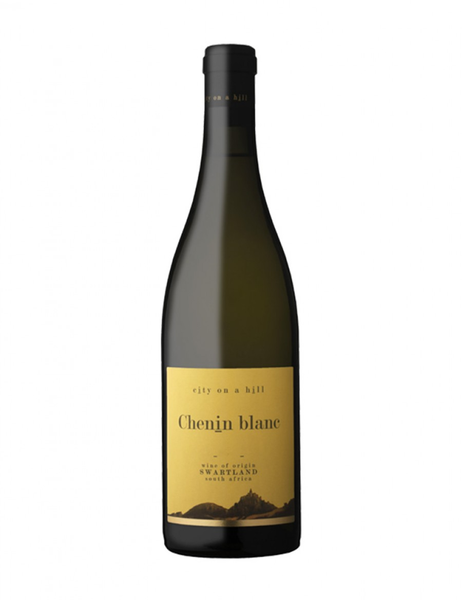 City On A Hill Chenin Blanc - 2018