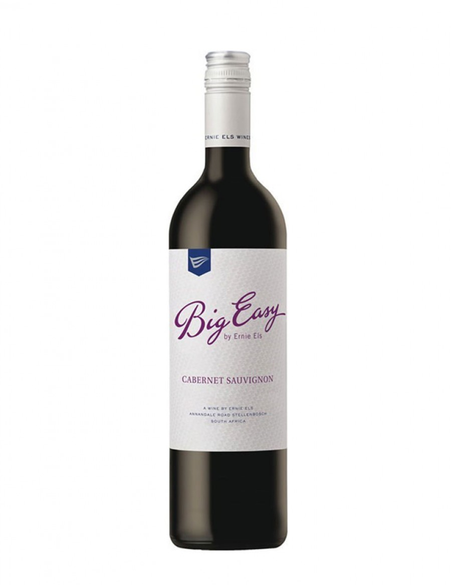 Ernie Els Big Easy Cabernet Sauvignon - screw cap - - 2018