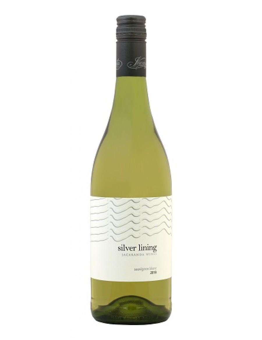 Jacaranda Sauvignon Blanc Silver Lining - srew cap - 2019