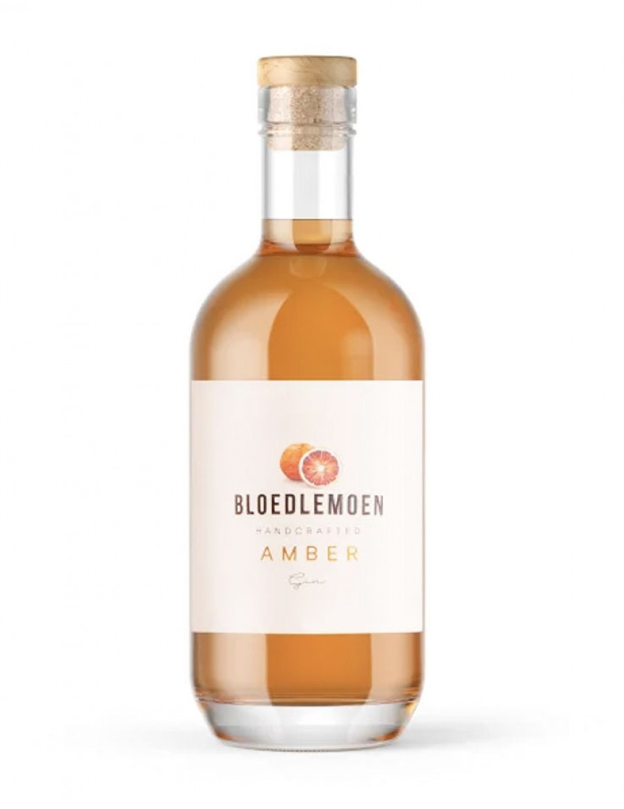 Bloedlemoen Amber Handcrafted Gin - Limited Edition