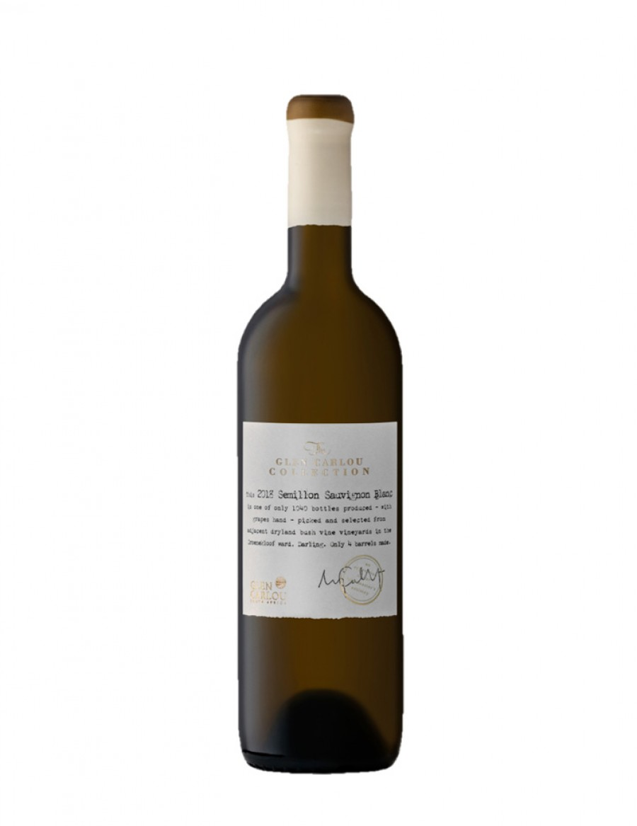 Glen Carlou Semillon- Sauvignon Blanc Collection - 2018