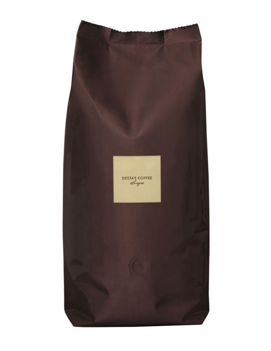 Desta Kaffee Espresso Bohnen 1 kg - BB Ende Nov 2021