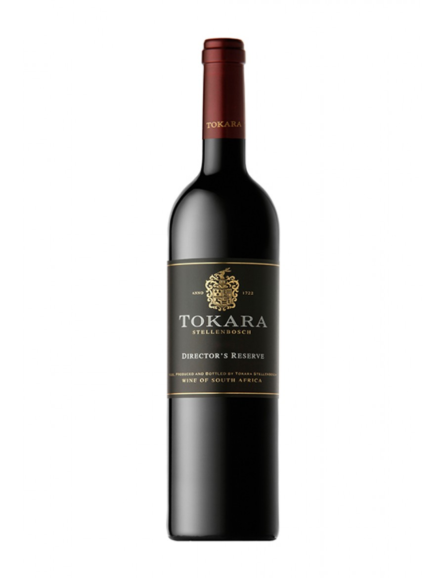 Tokara Director's Reserve Red - TOP JHG - AB 6 FLASCHEN 29.90 - 2017