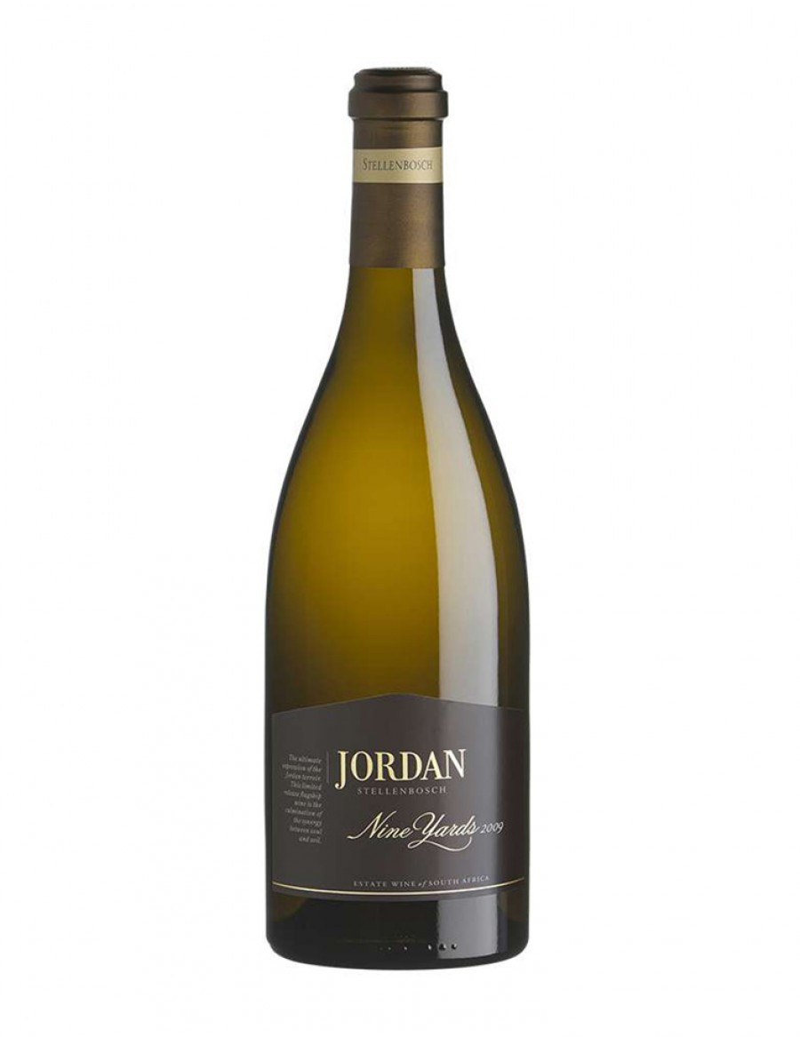 Jordan Chardonnay Nine Yards - screw cap  - 2017