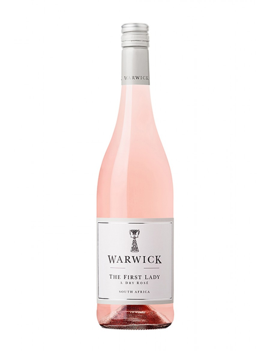 Warwick The First Lady Rosé - screw cap -  - 2019