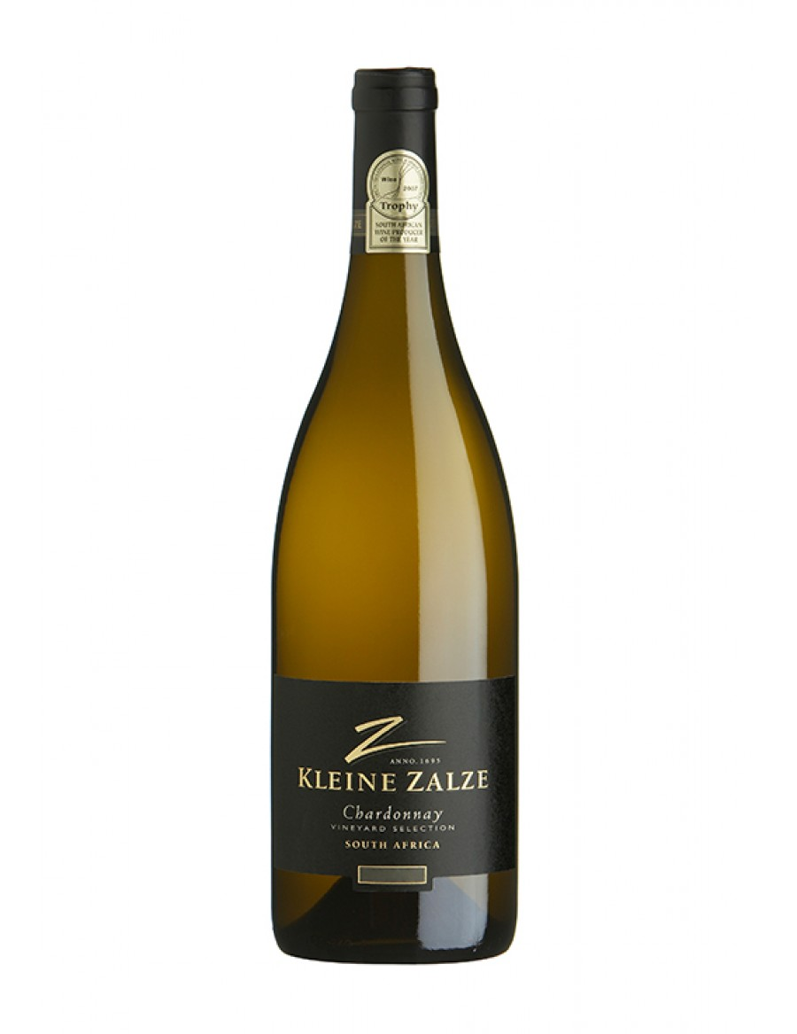 Kleine Zalze Vineyard Selection Chardonnay - screw cap - - 2019