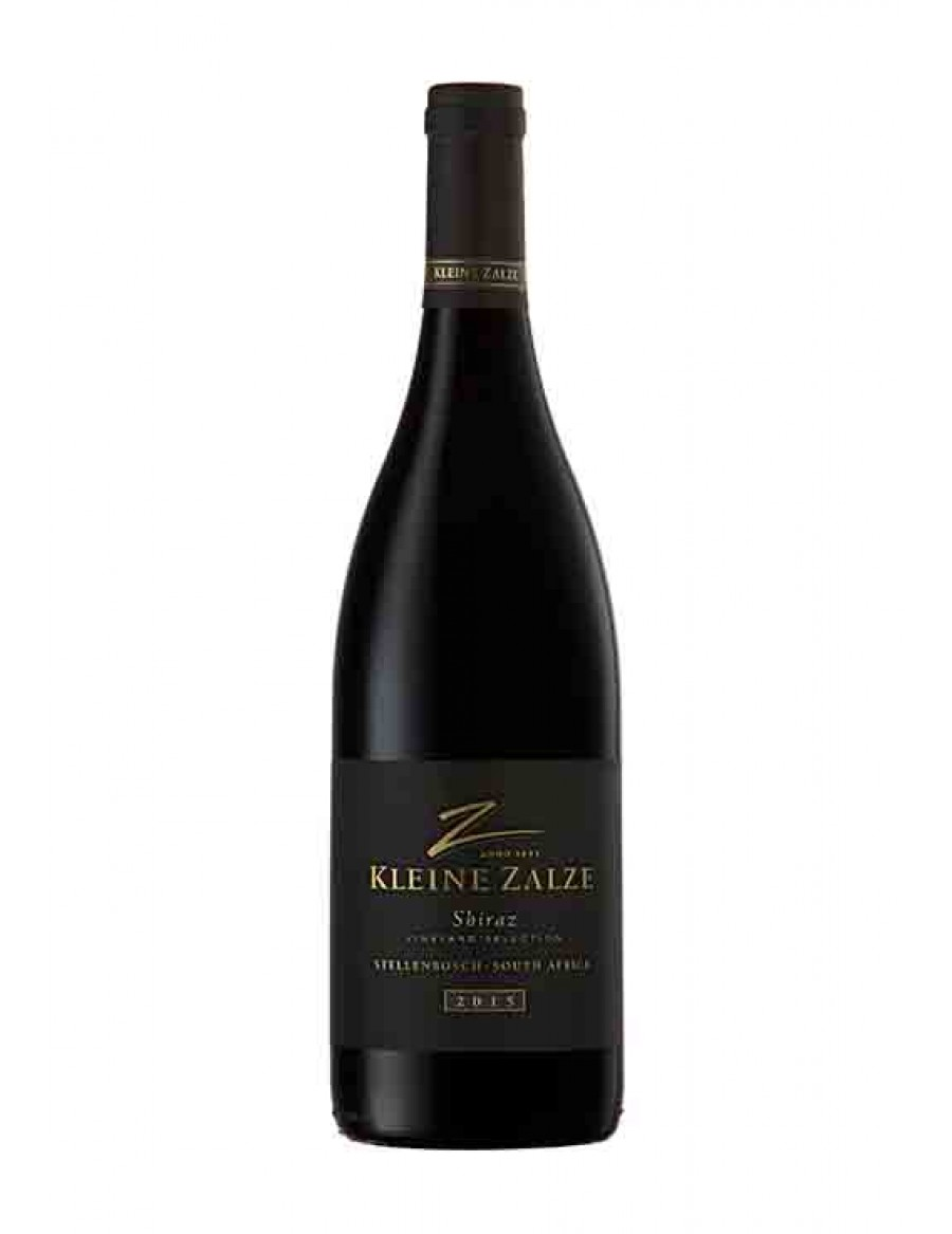 Kleine Zalze Vineyard Selection Shiraz  - 2017