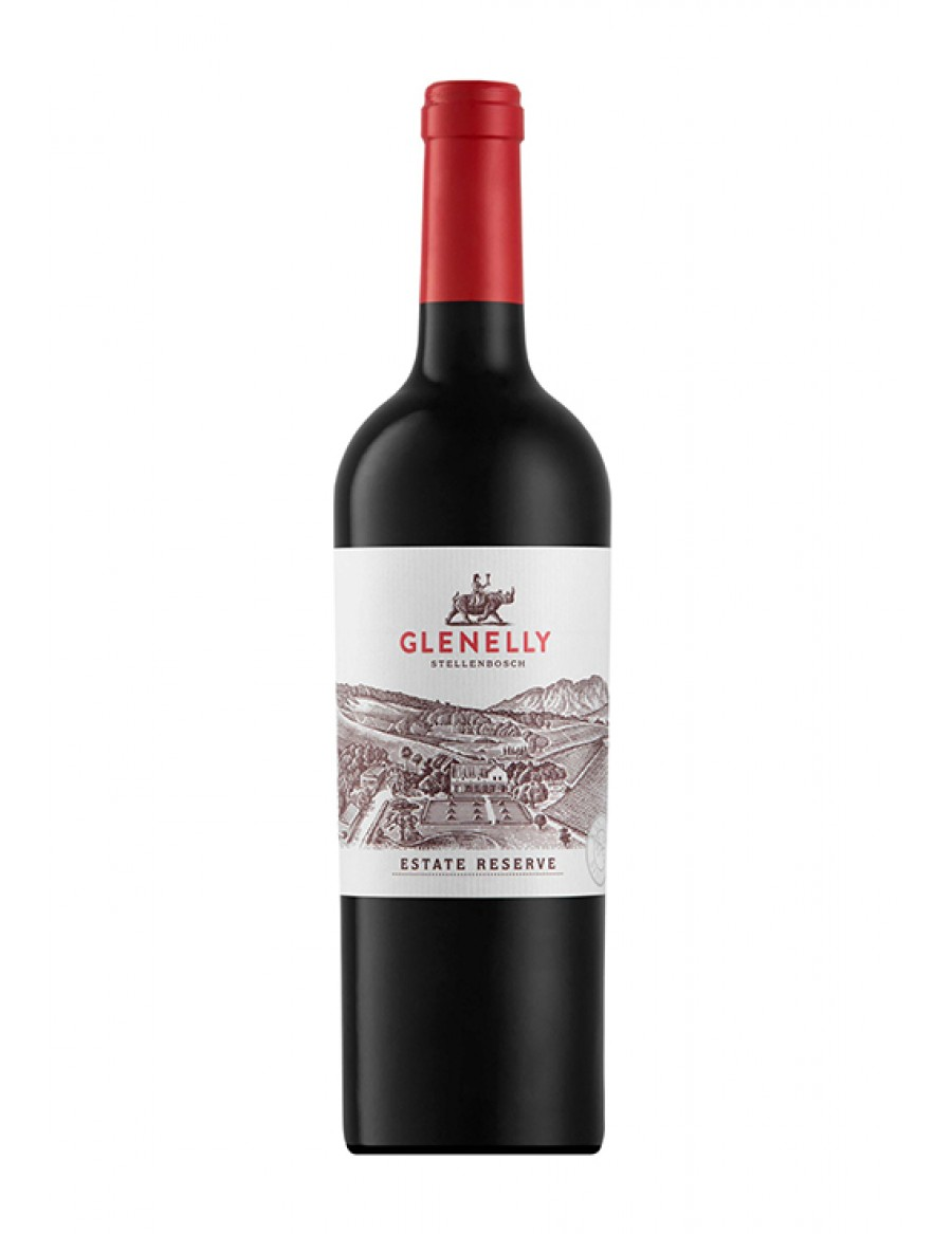 Glenelly Estate Reserve Rouge - AB 6 FLASCHEN 15.90 PRO FL  - 2014