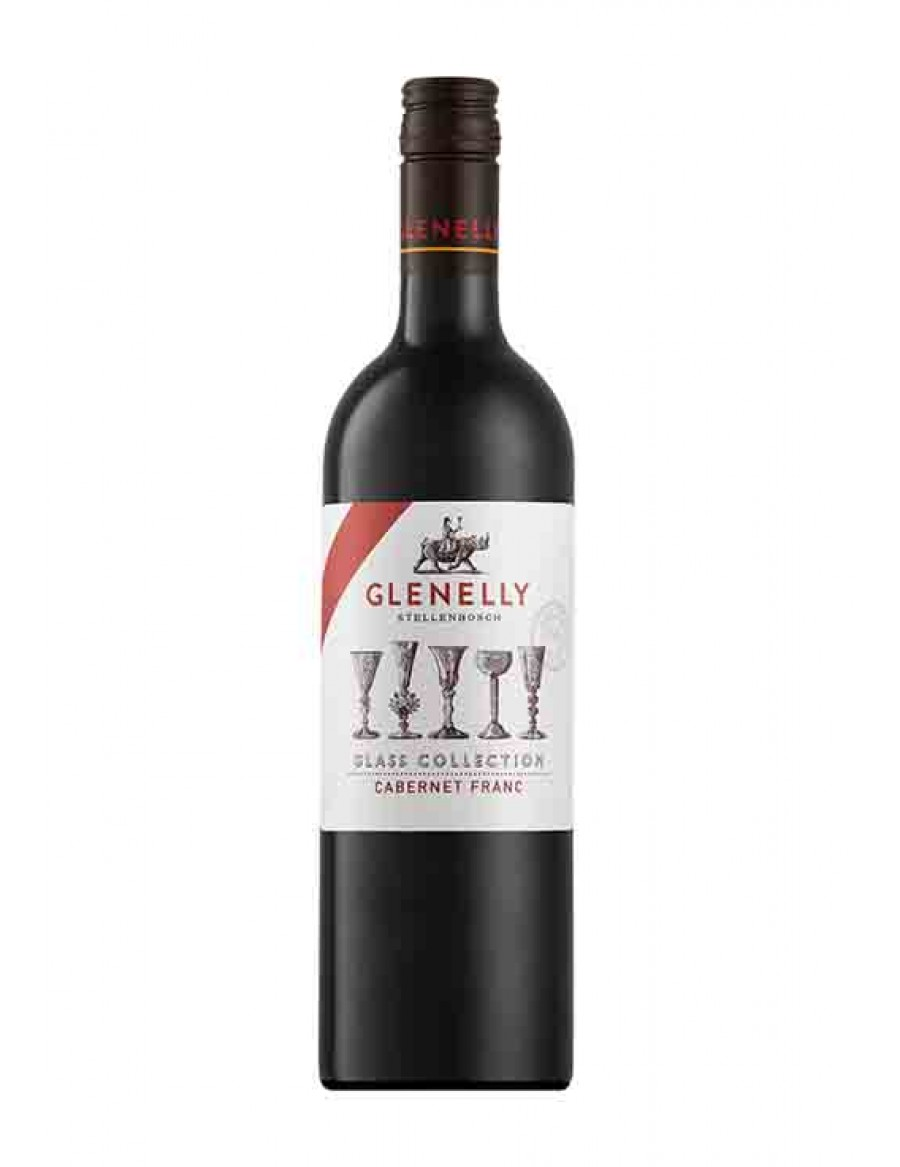 Glenelly Glass Collection Cabernet Franc - screw cap -  - 2017