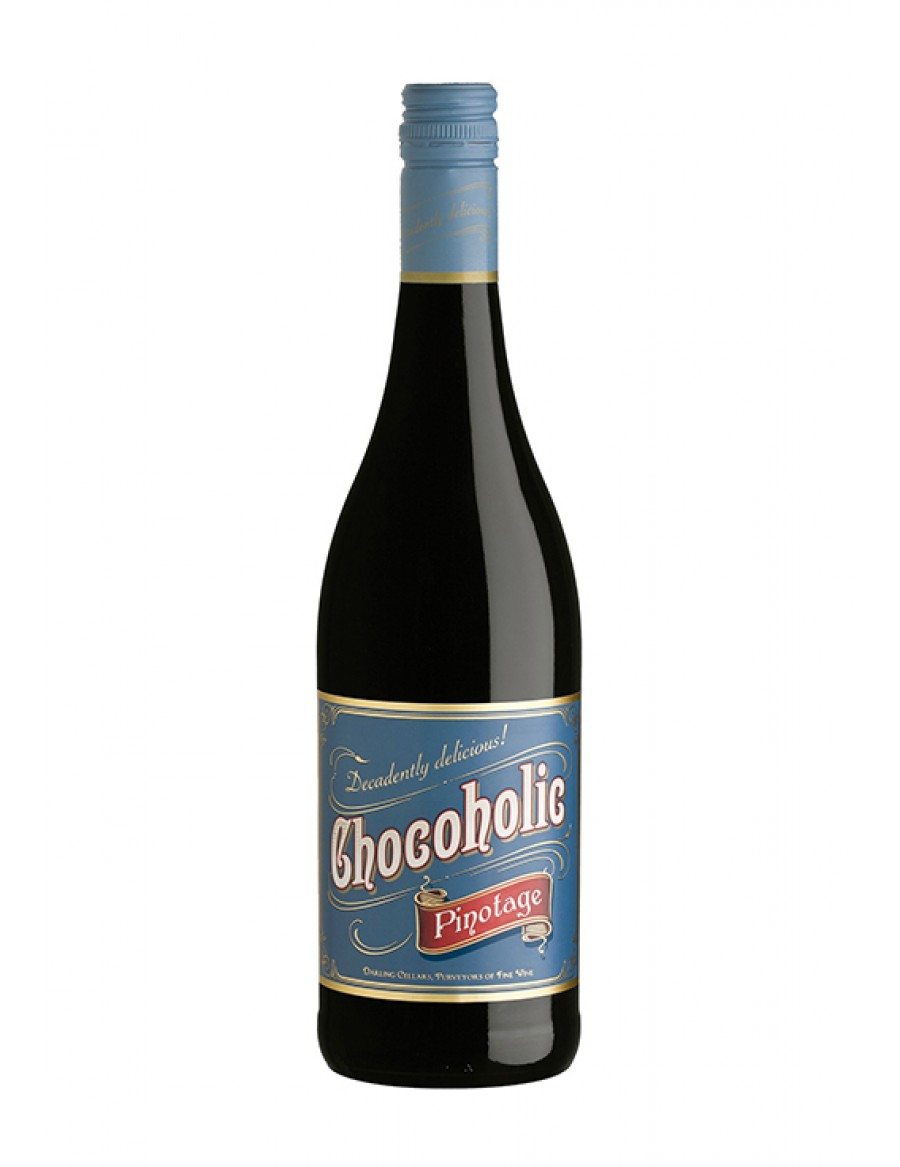 Chocoholic Pinotage  - 2018