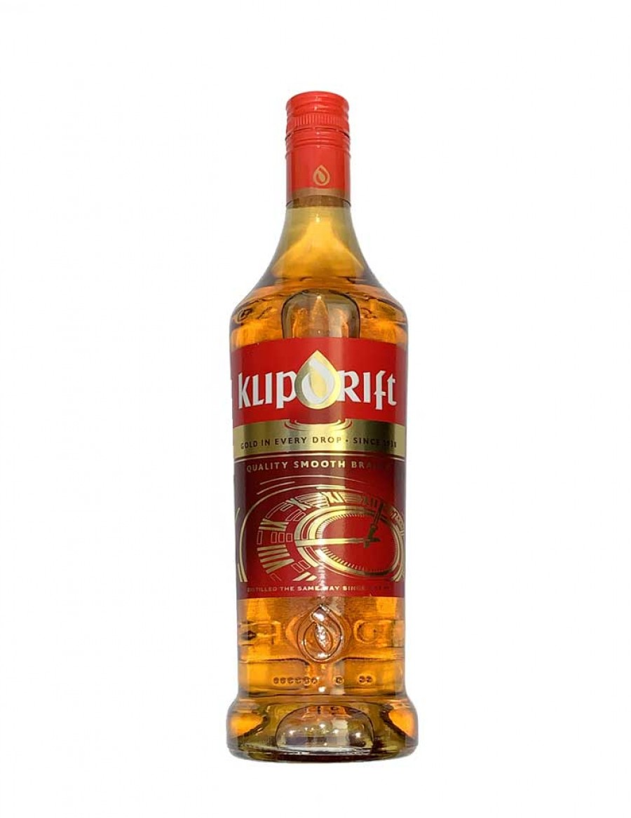 Klipdrift Brandy New Lable