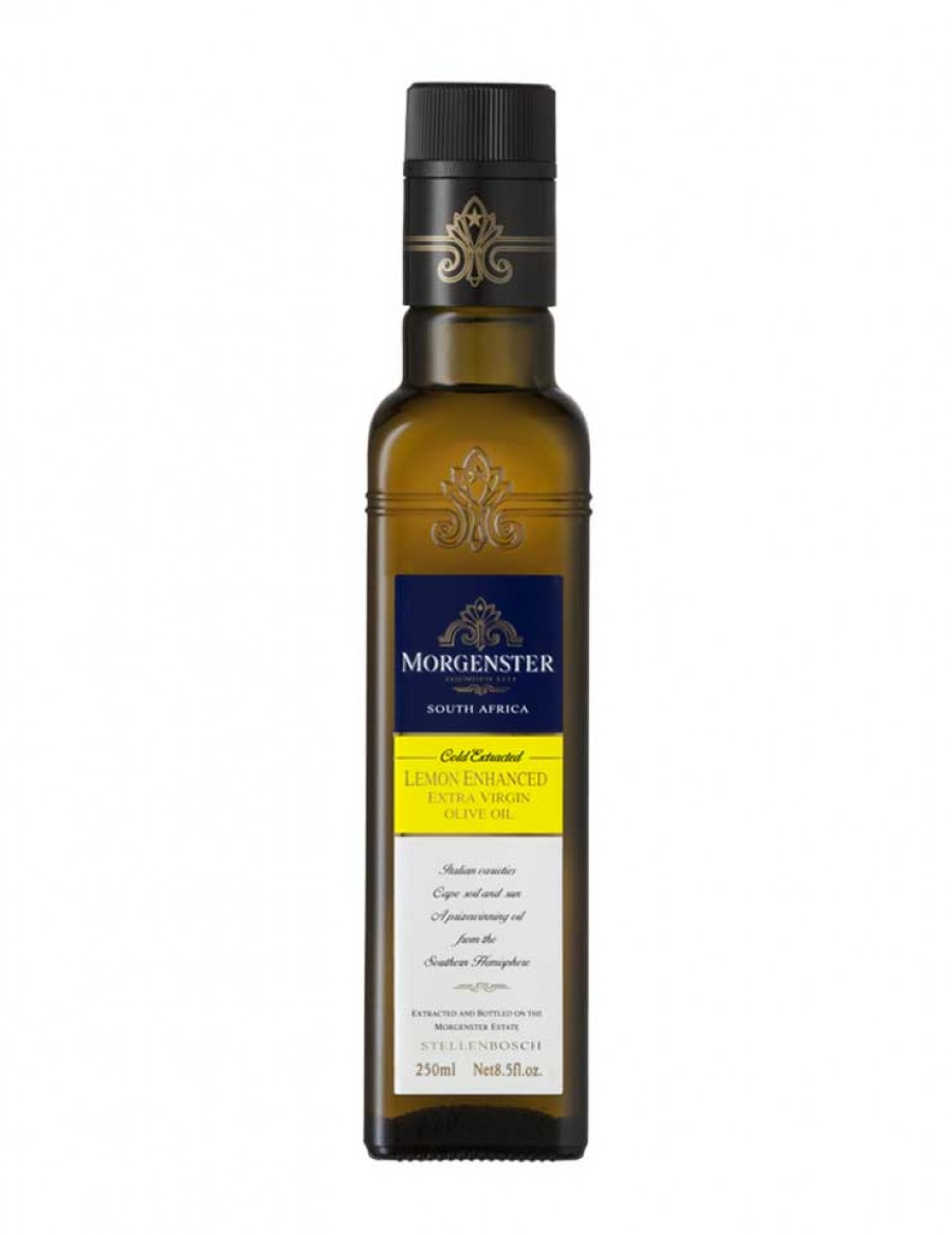Morgenster Lemon Enhanced Extra Virgin Olive Oli