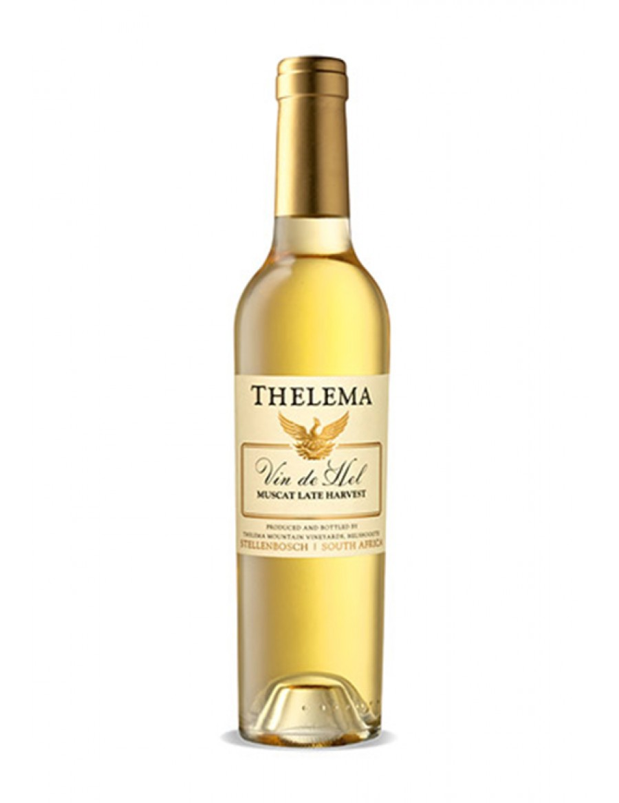 Thelema Vin de Hel - Muscat Late Harvest - 2018