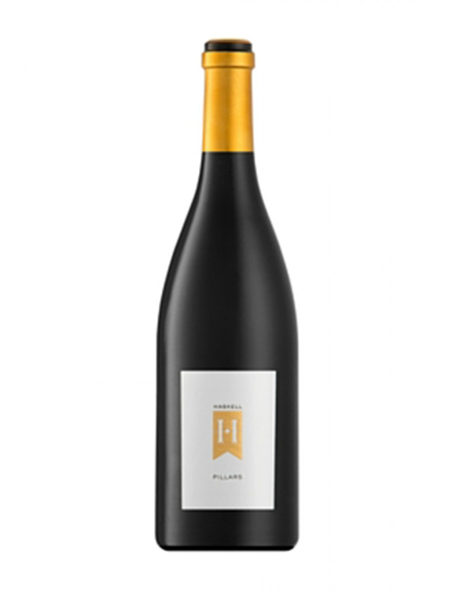 Haskell Pillars Shiraz - 2015