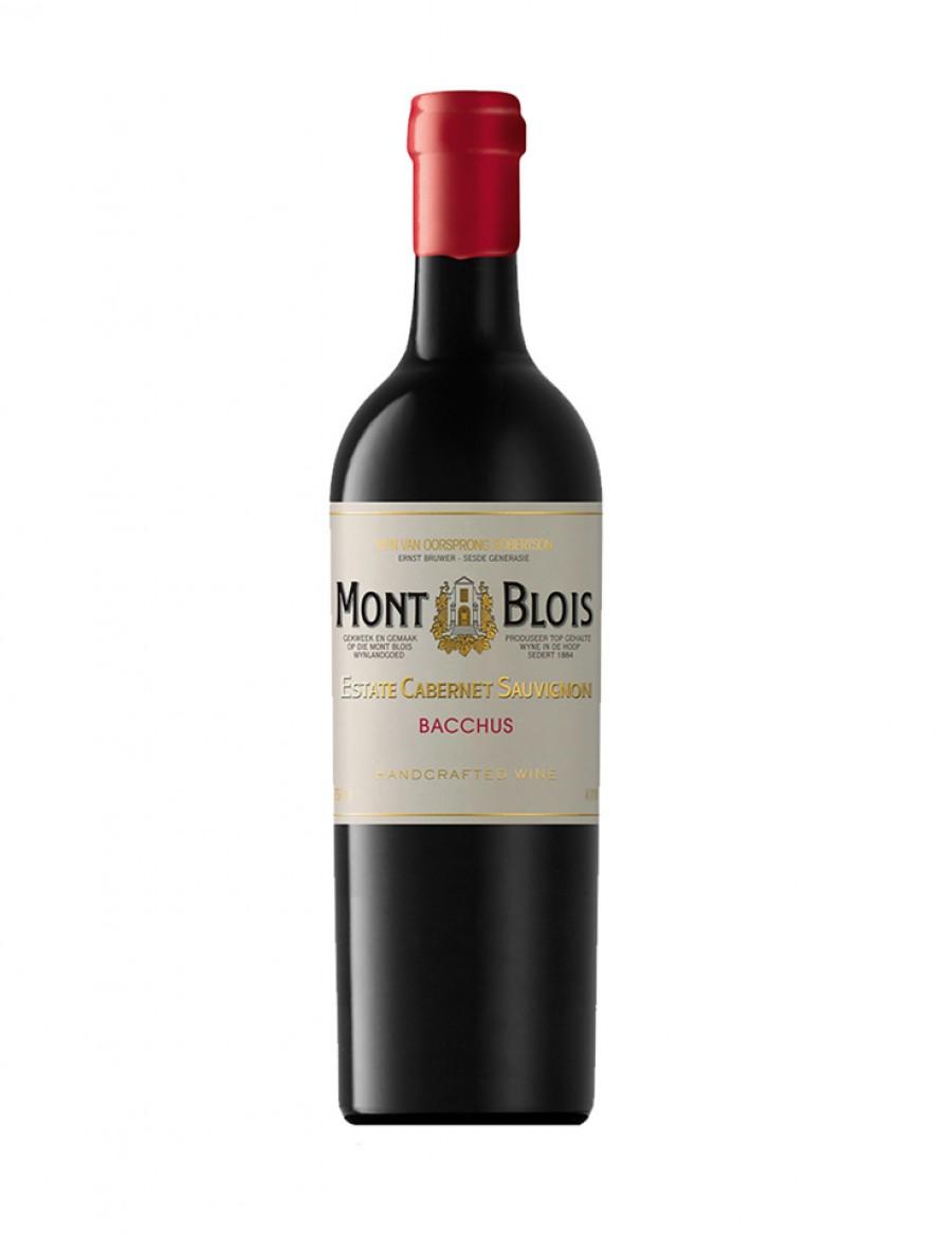 Mont Blois Bacchus Red Blend  - 2018