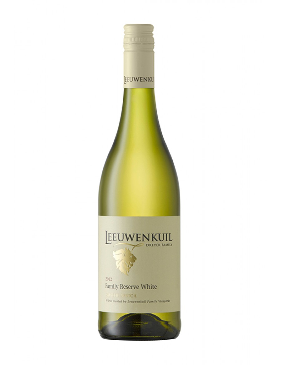 Leeuwenkuil Family Reserve White - 2019