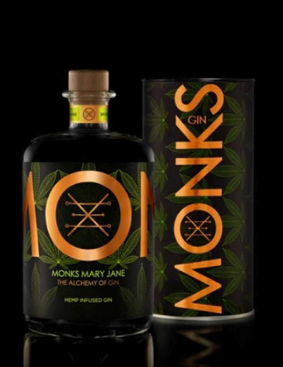 Monks Gin Mary Jane - Hanf