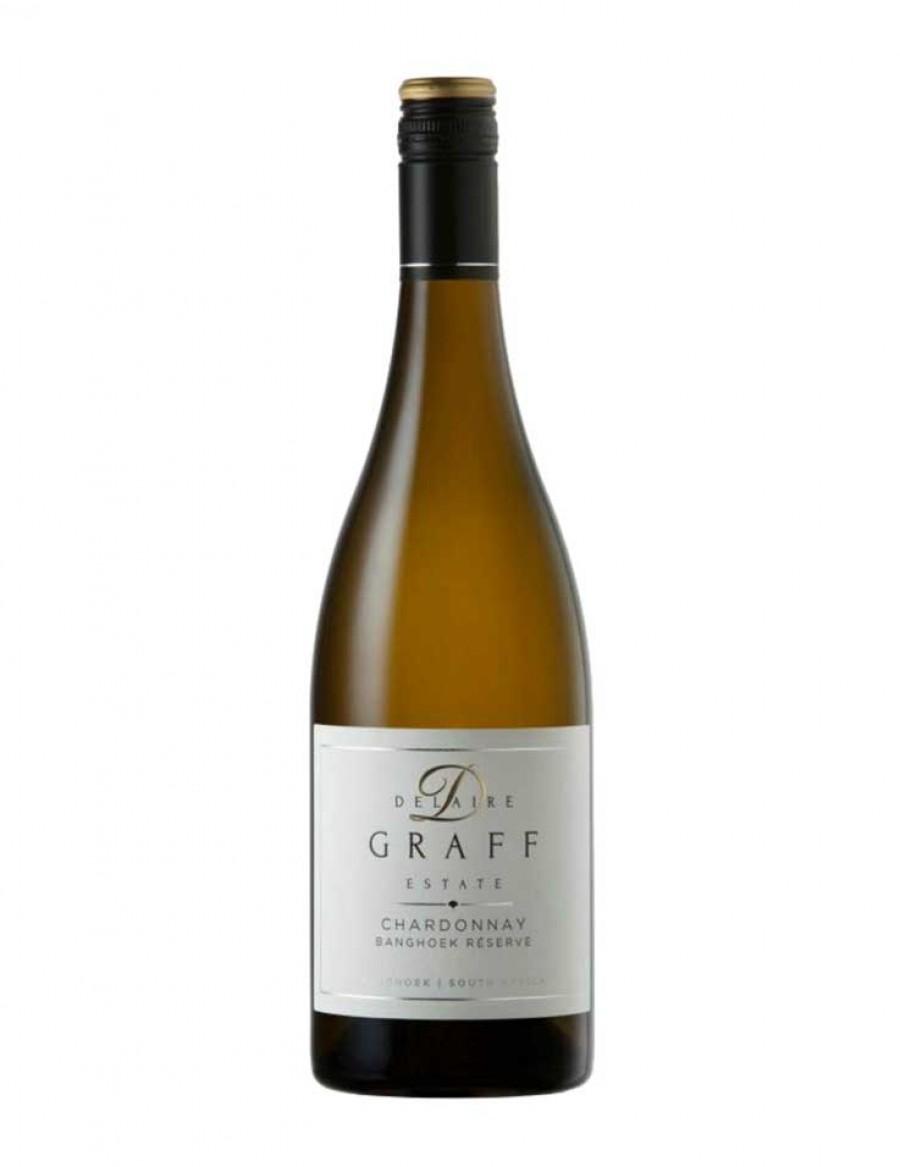 Delaire-Graff Chardonnay Banghoek Reserve - 2019