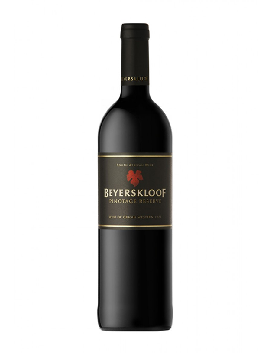 Beyerskloof Pinotage Reserve - KILLER DEAL - ab 6 Flaschen 16.90 pro Flasche - Sold Out  - 2018