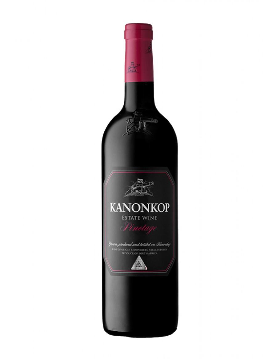 Kanonkop Pinotage Black Label - in Geschenkbox - 2018
