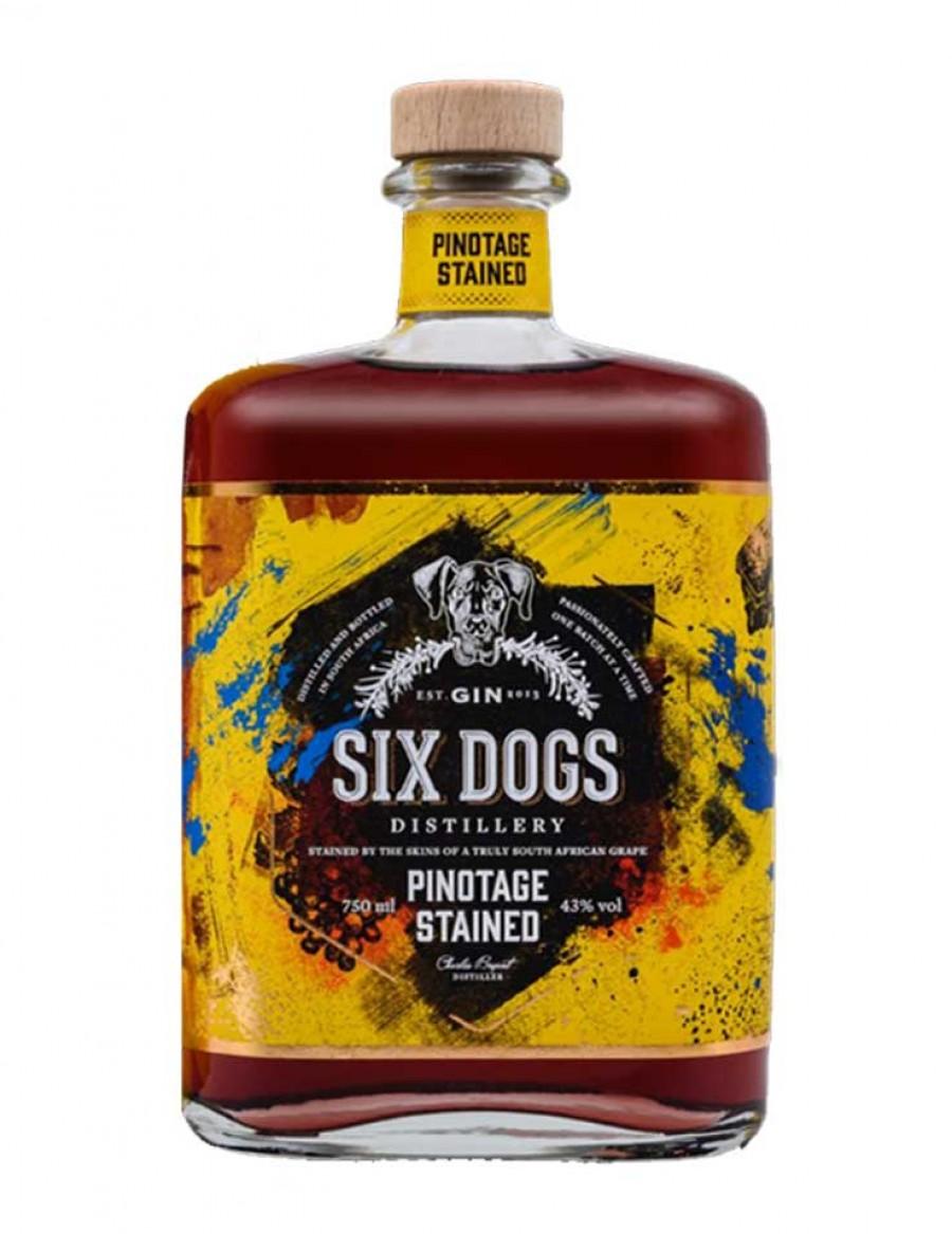 Six Dogs Pinotage Gin
