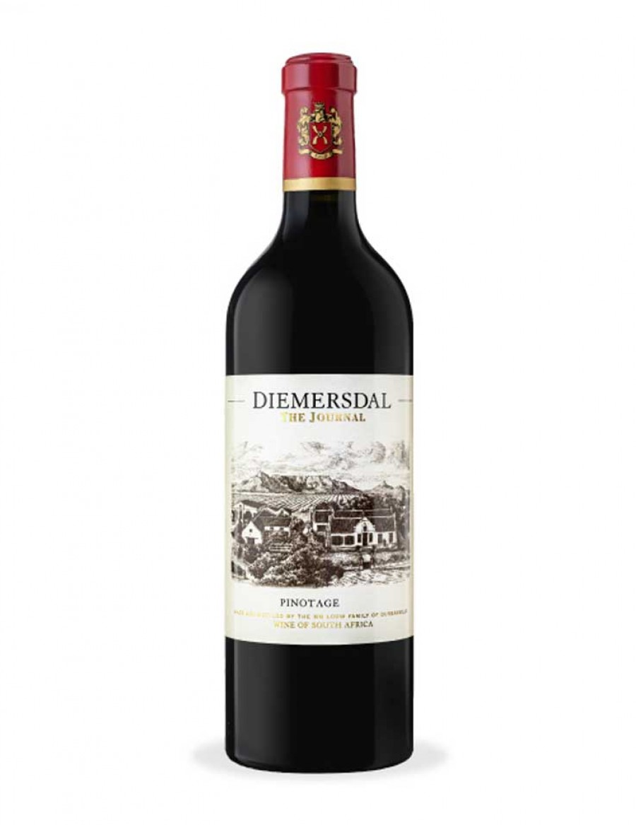 Diemersdal Pinotage The Journal - 2019