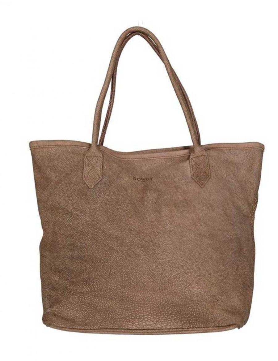Rowdy Bag Shopper - Farbe Boulder - Masse 360 X 375 X 160 mm