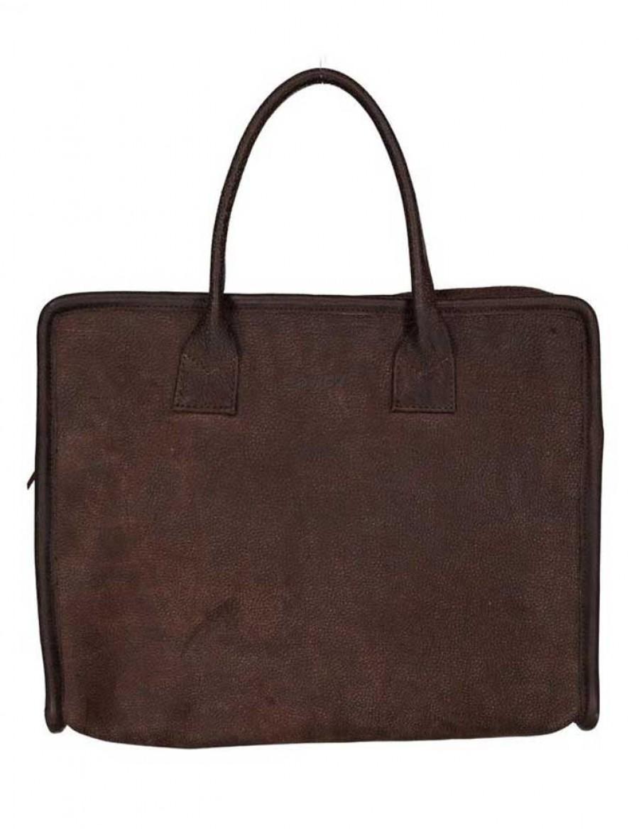 Rowdy Bag Aktentasche - Farbe Root - Masse 400 X 300 X 105 mm