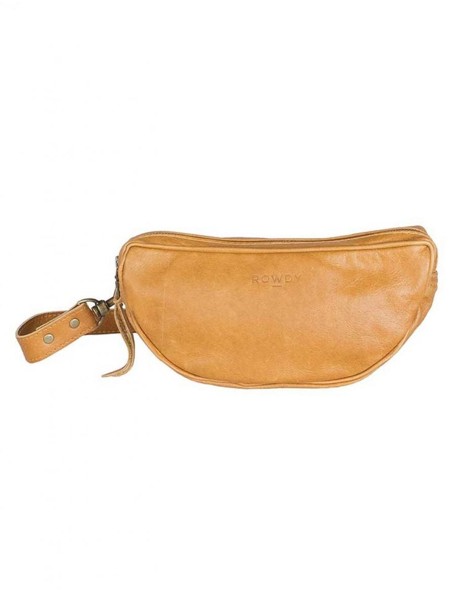 Rowdy Bag Bauchtasche - Farbe Amber - Masse 265 X 130 X 50 mm