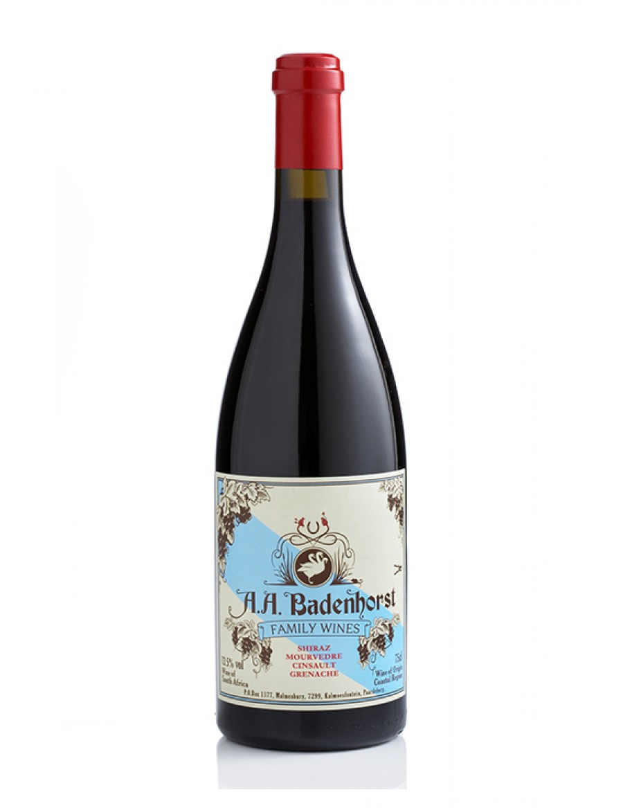 Badenhorst Family Red - 2013