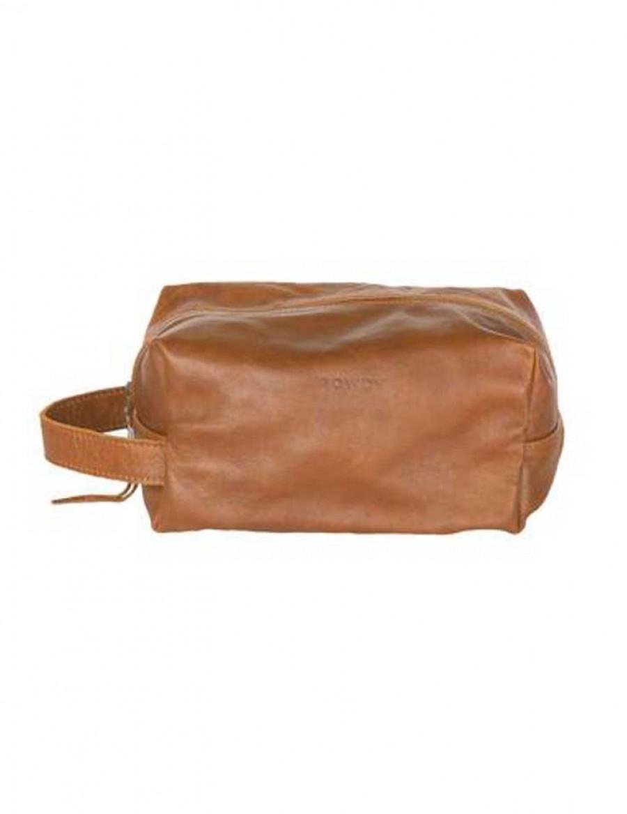 Rowdy Bag Necessaire - Farbe Cedar - Masse 225 X 145 X 145 mm