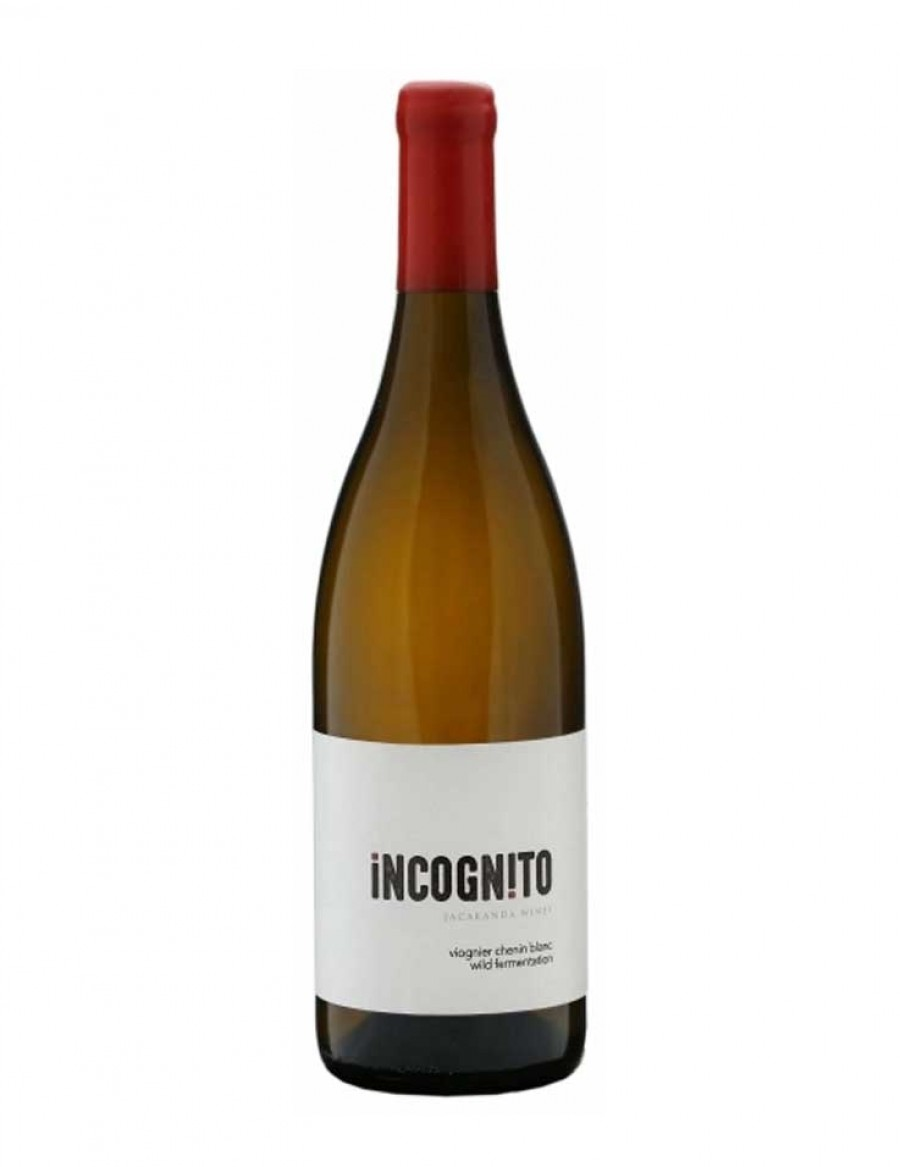"Jacaranda ""Incognito"" Chenin Blanc / Viognier - oxidativer Ausbau - SPEZ ABHOLPREIS AB 6 FLASCHEN 18.00 - Buyers Risk - 2018"
