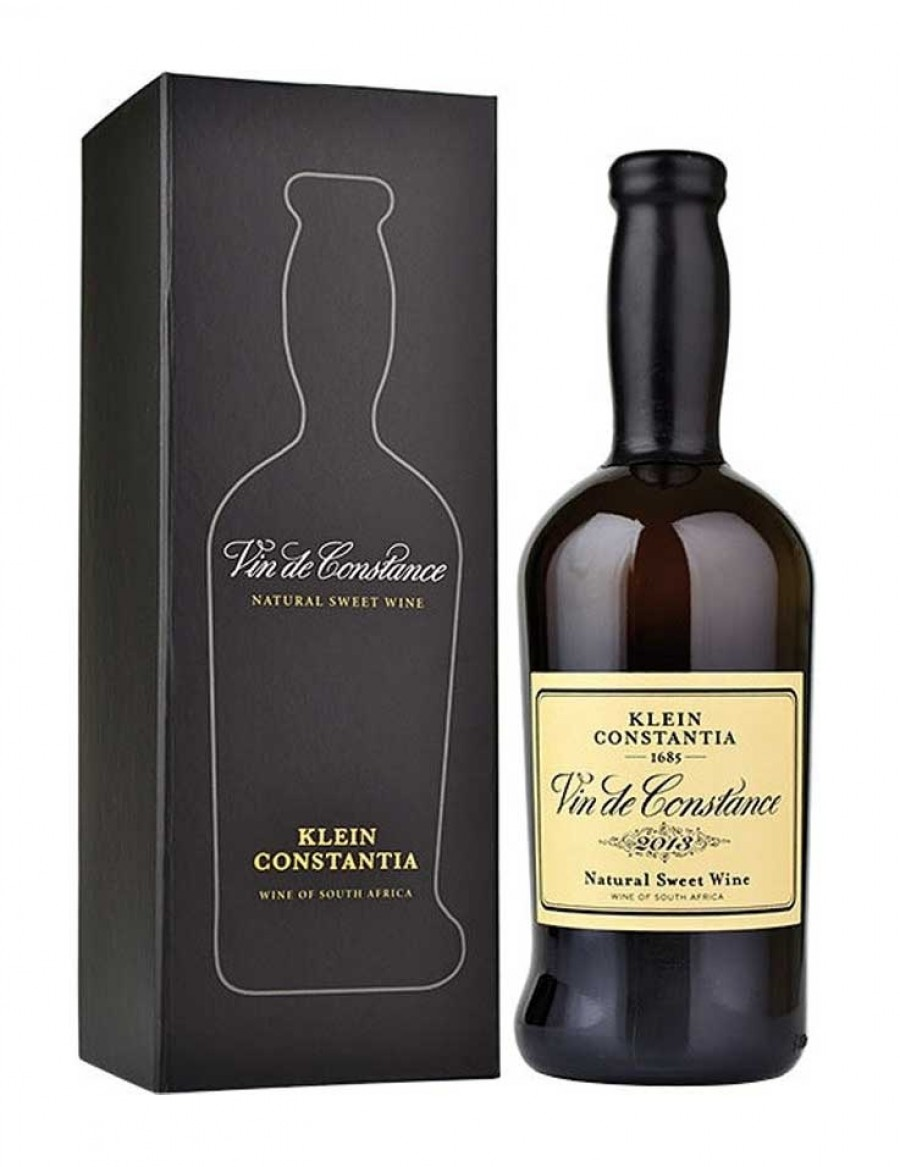 """Klein Constantia Vin de Constance - in schöner Einzelverpackung - gereift - """"BUYER'S RISK"""" -  - 2013"""