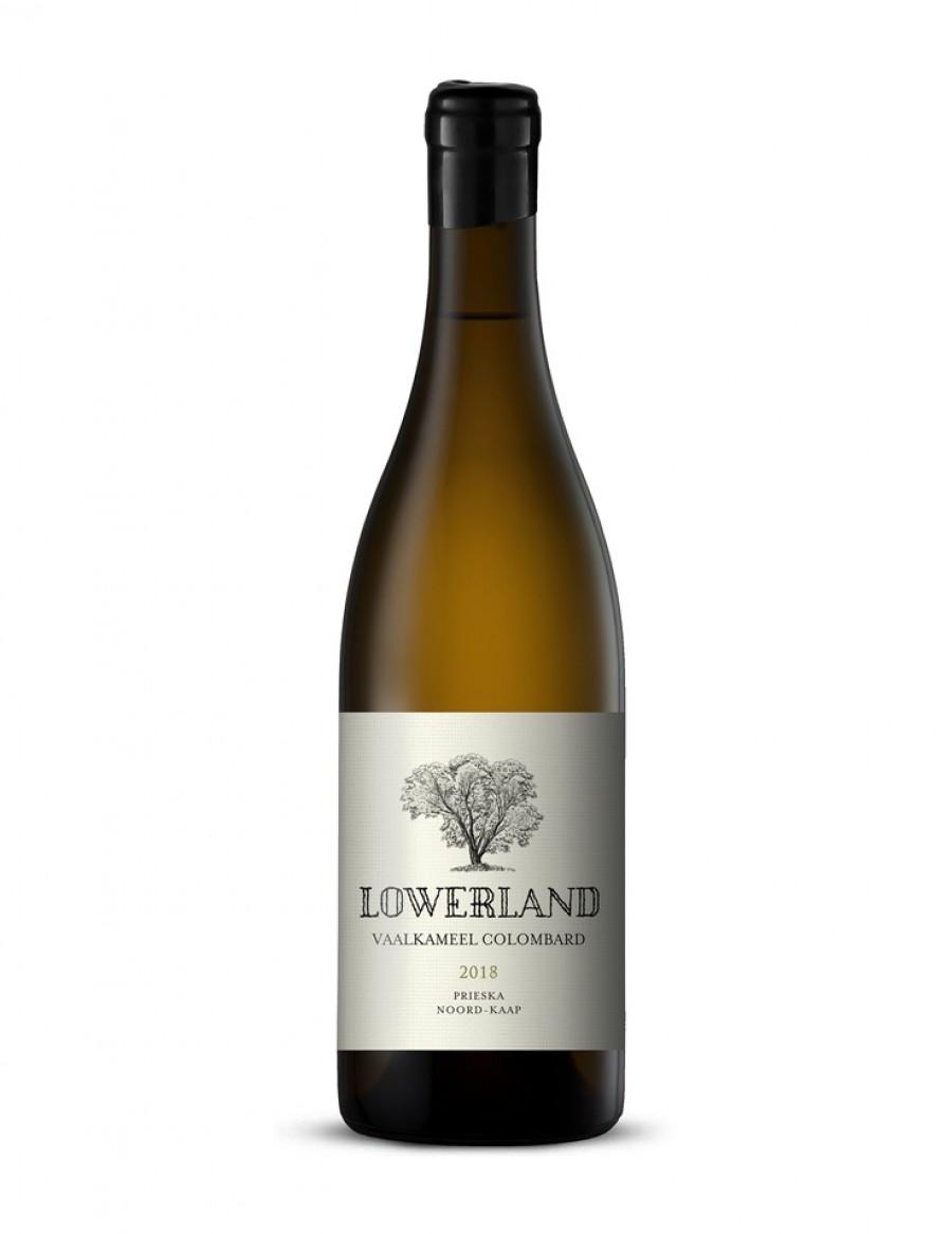 Lowerland Colombard Vaalkameel  - 2018