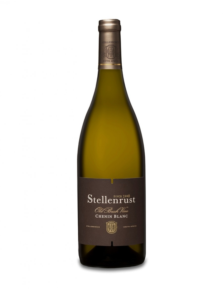 Stellenrust Old Bush Chenin Blanc - Top Winner Wine - 2016