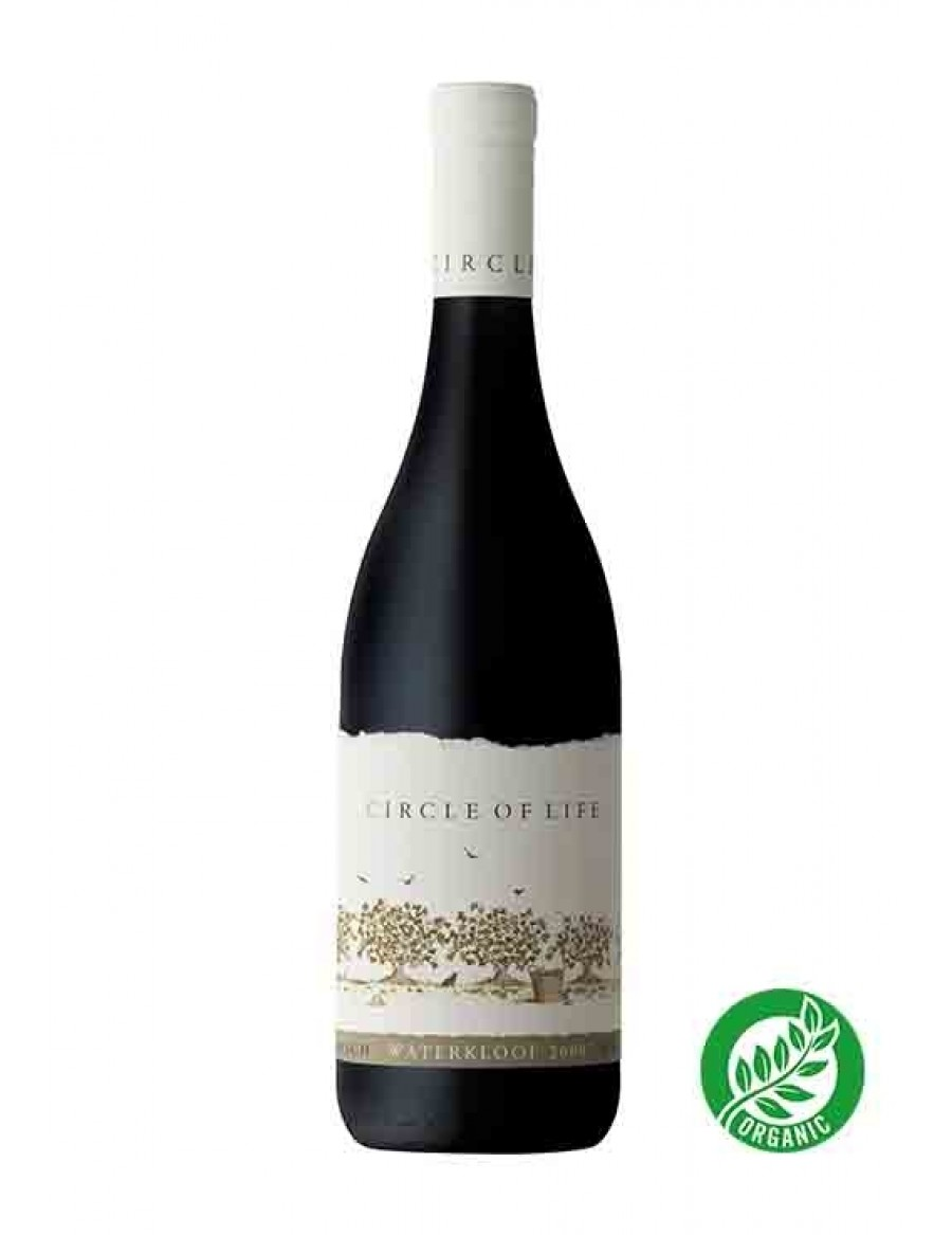 Waterkloof Circle Of Life Red - gereift - 2009
